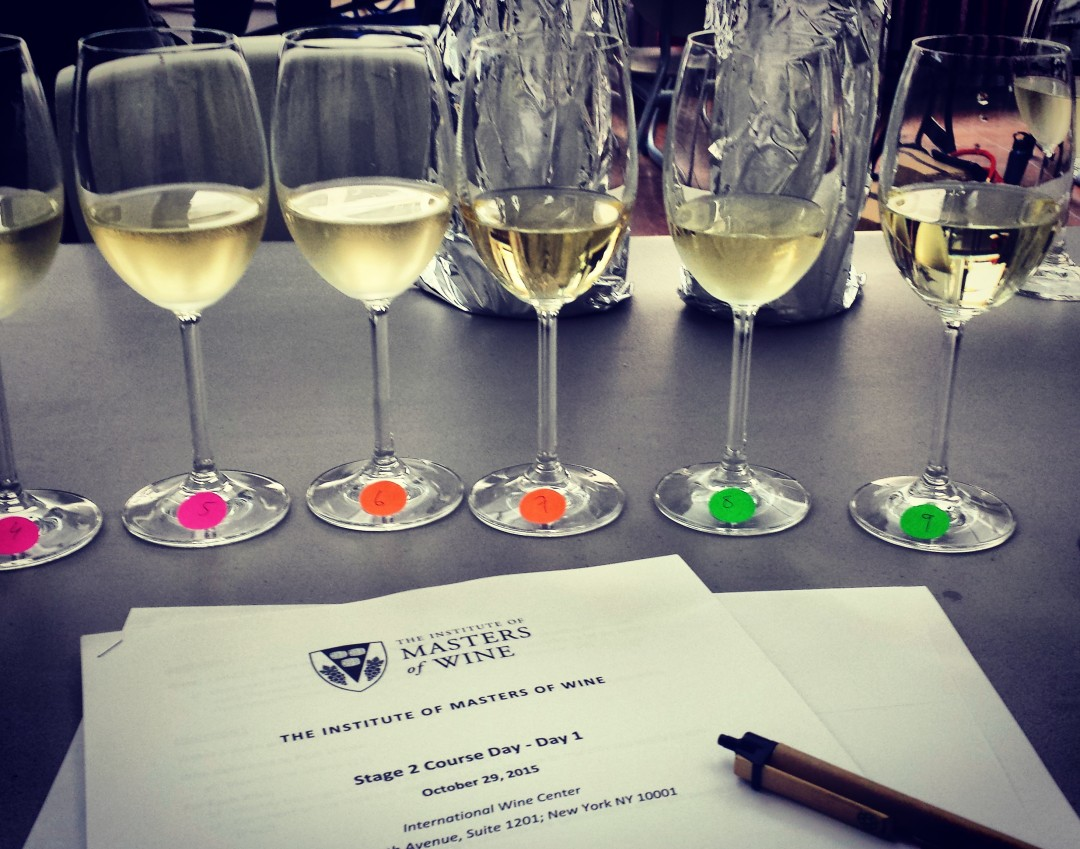 MW Mock Tasting Exam