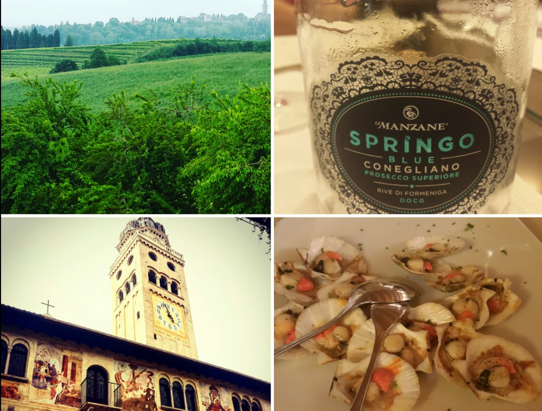 Prosecco Superiore wine