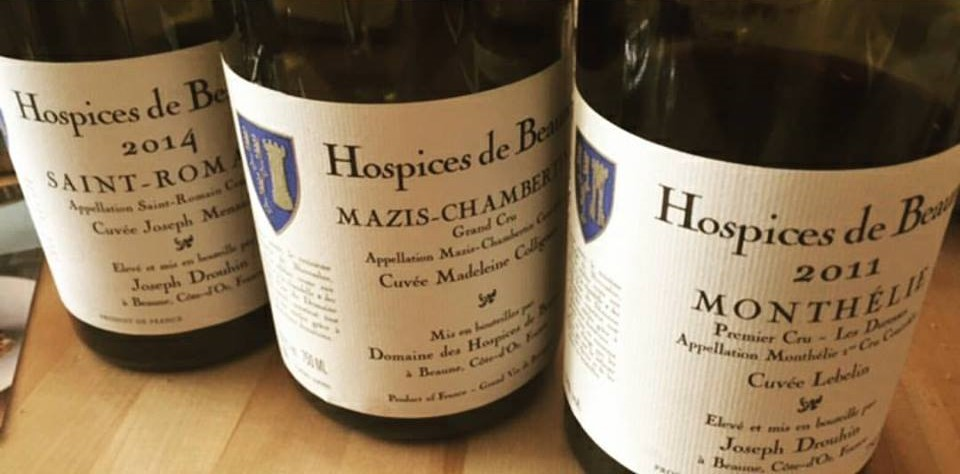 hospices wines