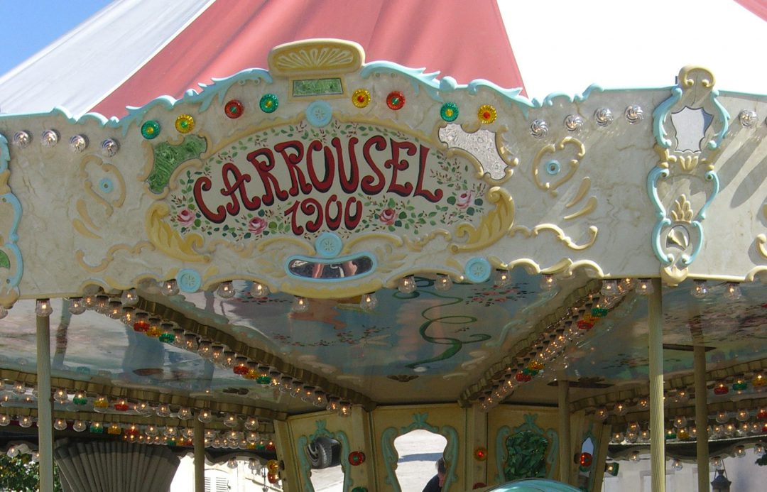 Beaune carousel 2