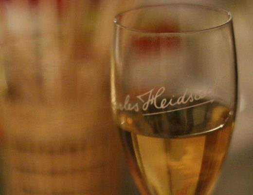 champagne and premium sparkling wine