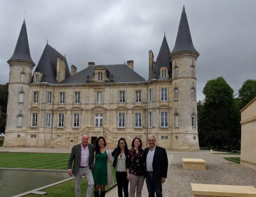 Chateau Pichon Baron Visit