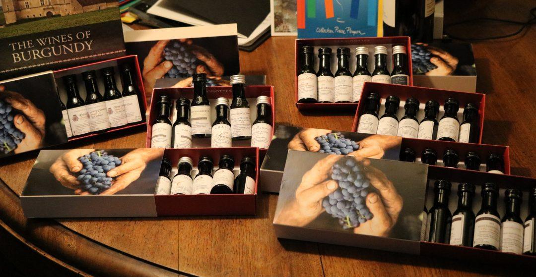 2019 Vintage Burgundy