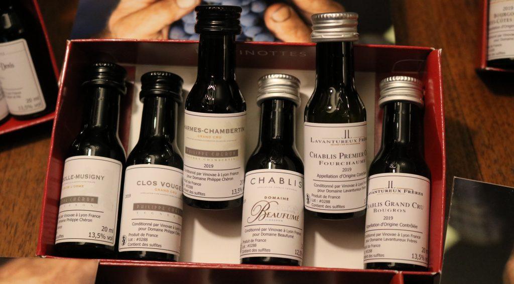 Bourgogne Vigne Verre 2019