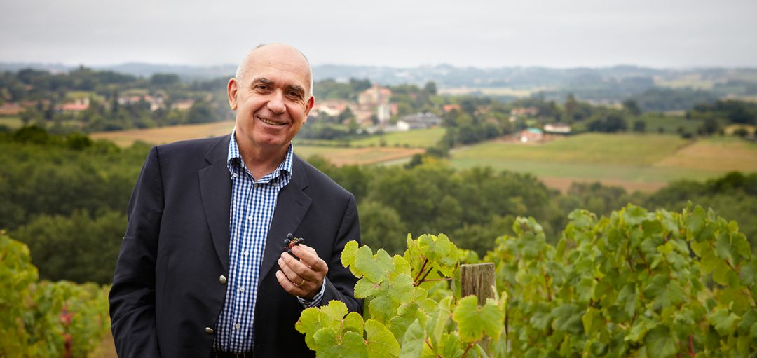 alain brumont wines south west