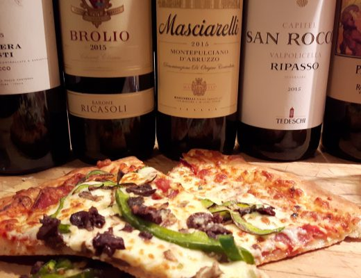 Wines to drink with Pizza