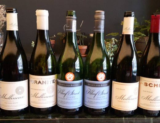 wines of mullineux