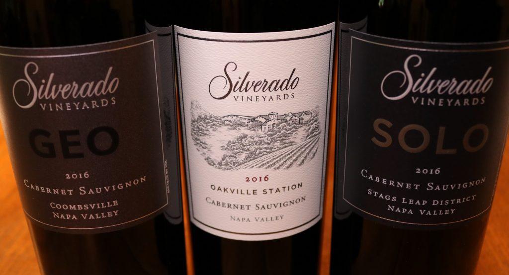 Silverado Vineyards Wines